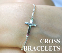 Cross Bracelets for Kids & Baby