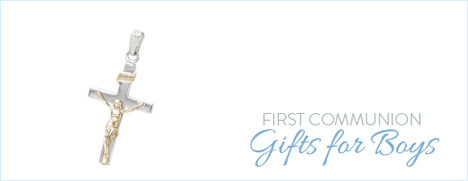 First Communion Gifts for Boys