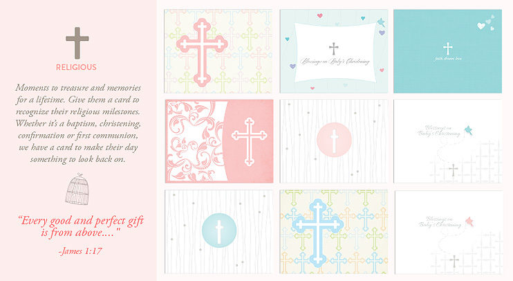 Religious Gift Cards