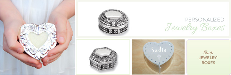 Shop Engravable Jewelry Boxes