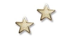 Star Earrings for Kids and Baby