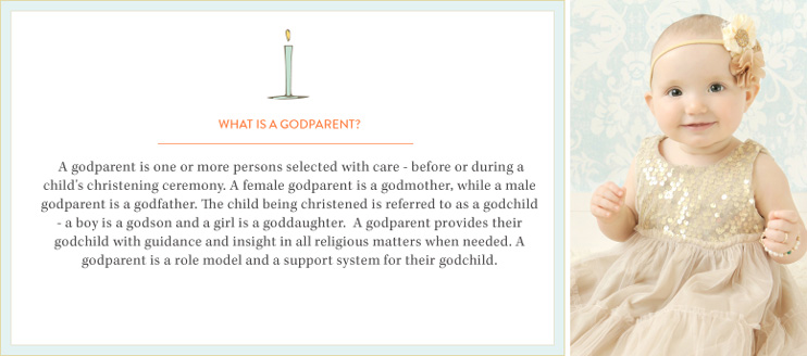 What is a Godparent?