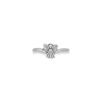 My Little Angel - Sterling Silver Ring - Sizes 5, 6, 7, 8, and 9 available - BEST SELLER