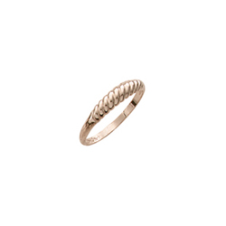 Beautiful Girls 14K Yellow Gold Child Ring - Size 4