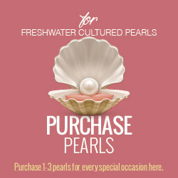 Purchase Pearls - Create-A-Pearl® Pearls by My First Pearls® - Premier Freshwater Cultured Pearls - A Pearl at a Time® - Add a Pearl for Every Special Occasion - BEST SELLER/